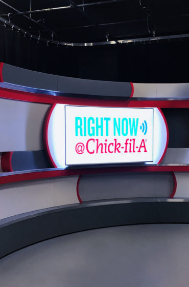 "Chick-Fil-A ""Right Now"" Set"