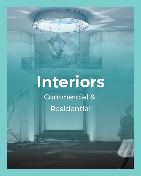Interiors: Commercial & Residential